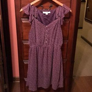 Floral sun dress perfect for spring from Forever21